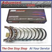 King Racing XP Tri Metal Main Crankshaft Bearing Set - Subaru Impreza Rear Thrust 5
